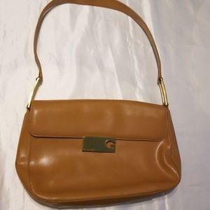 Givenchy medium light brown purse